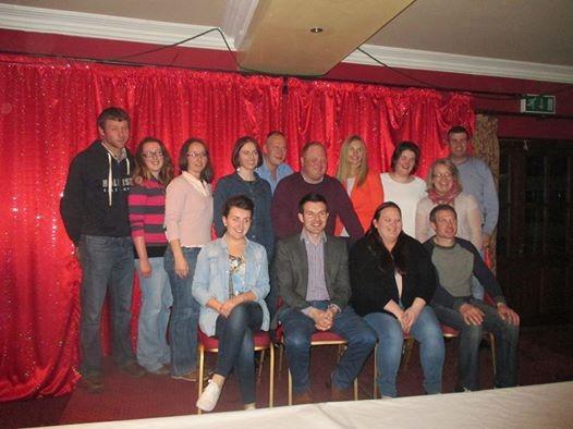 North Tipperary Macra na Feirme – Notes 27/May/2014