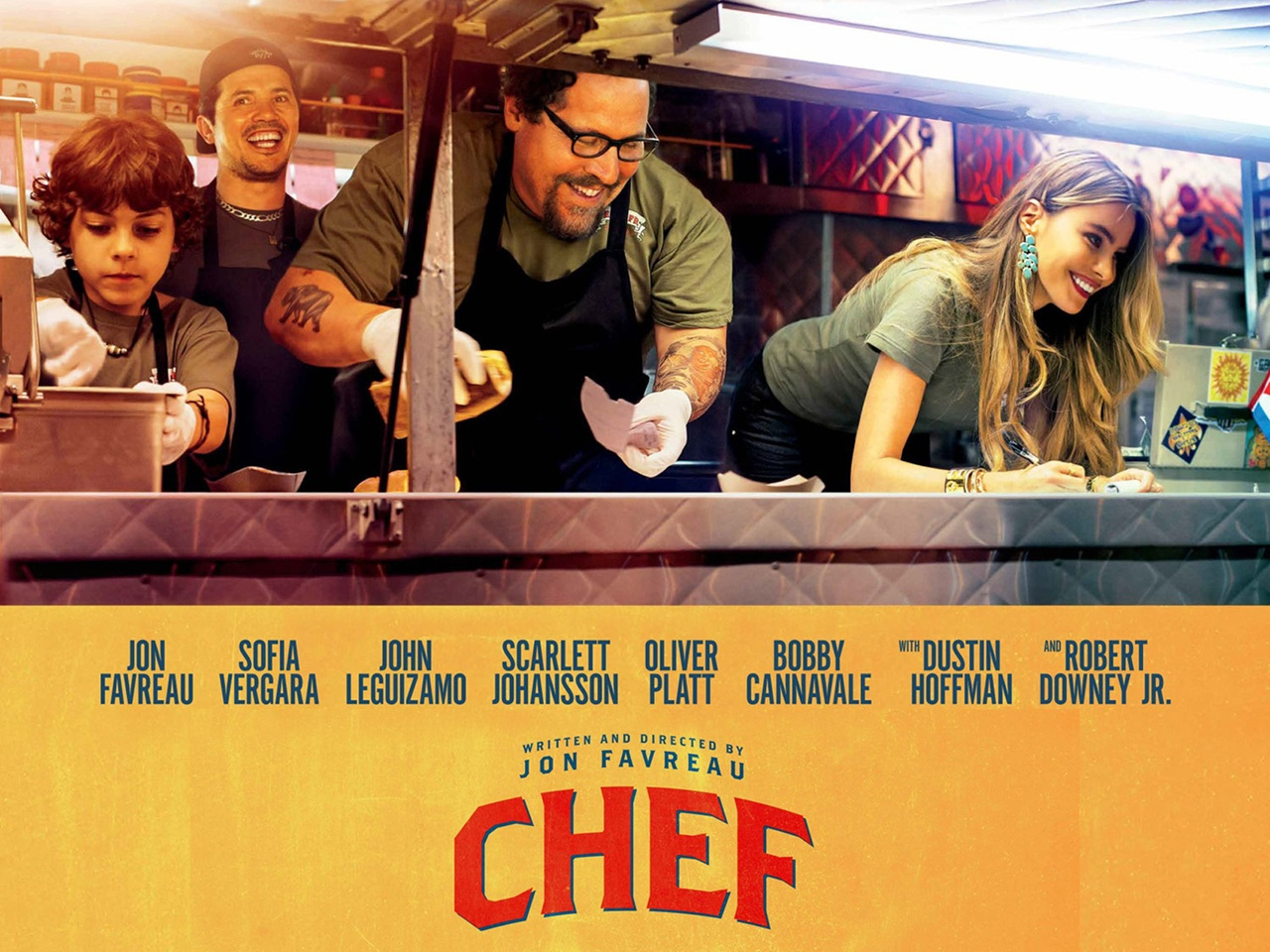 """Funny, charming and an all round crowd pleaser"" – Alex O'Meara reviews Chef"
