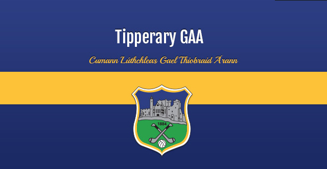 Tipperary Camogie Notes – February 13th 2016