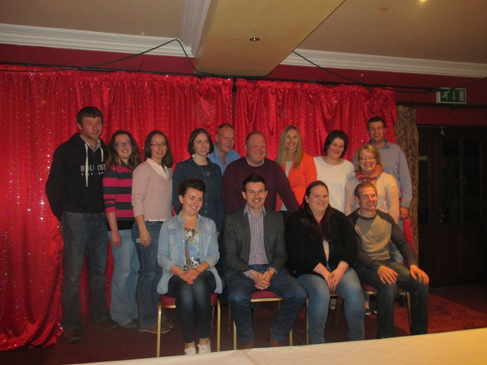 North Tipperary Macra na Feirme – Notes – 16/June/2014