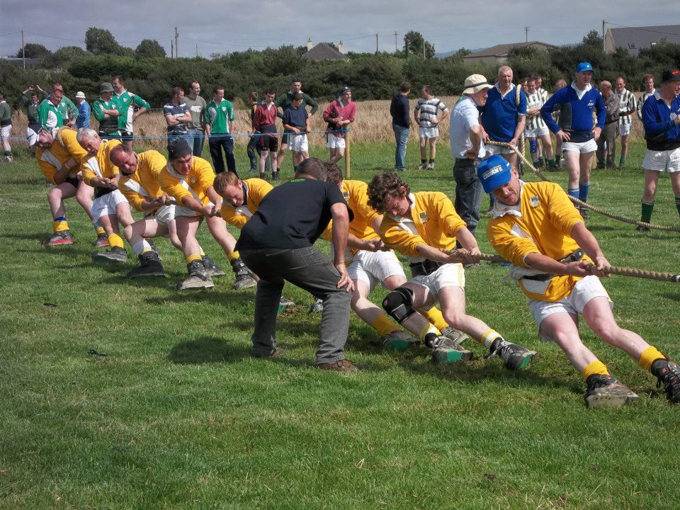 'Get in the Ring' at the Thurles Harvest Festival