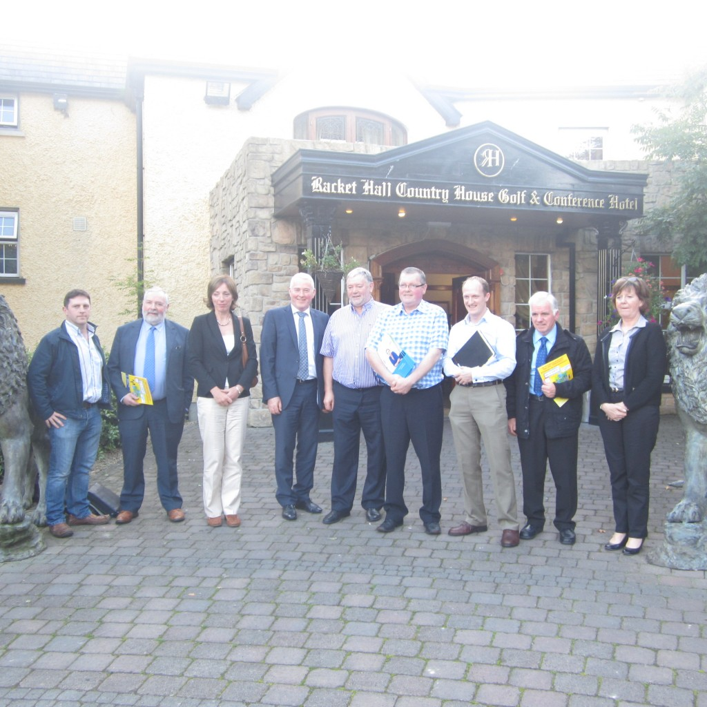 Noel Coonan TD Says Enterprise Ireland Meeting Productive for Roscrea