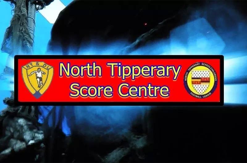 North Tipp District League Results November 16th