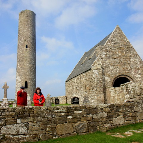 Waterways Ireland lauds tourism potential of Holy Island