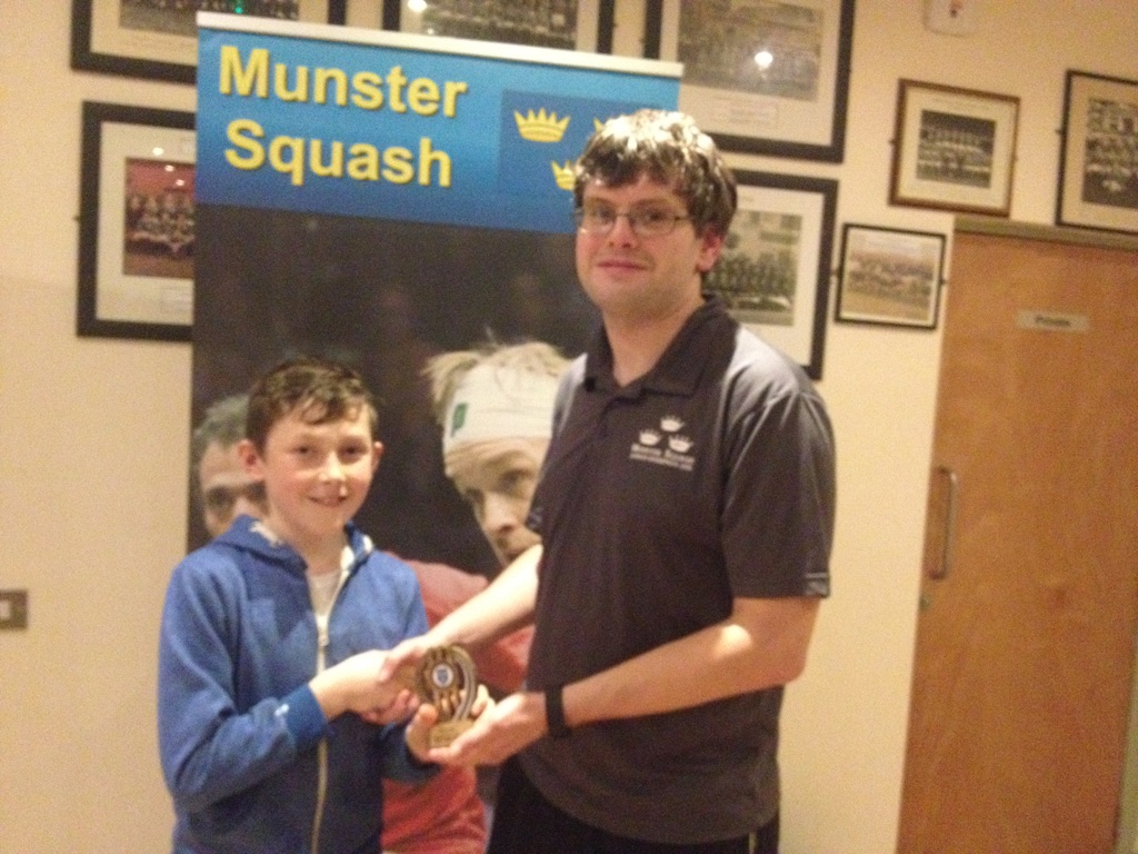 Thurles Squash Club Notes – December 8th