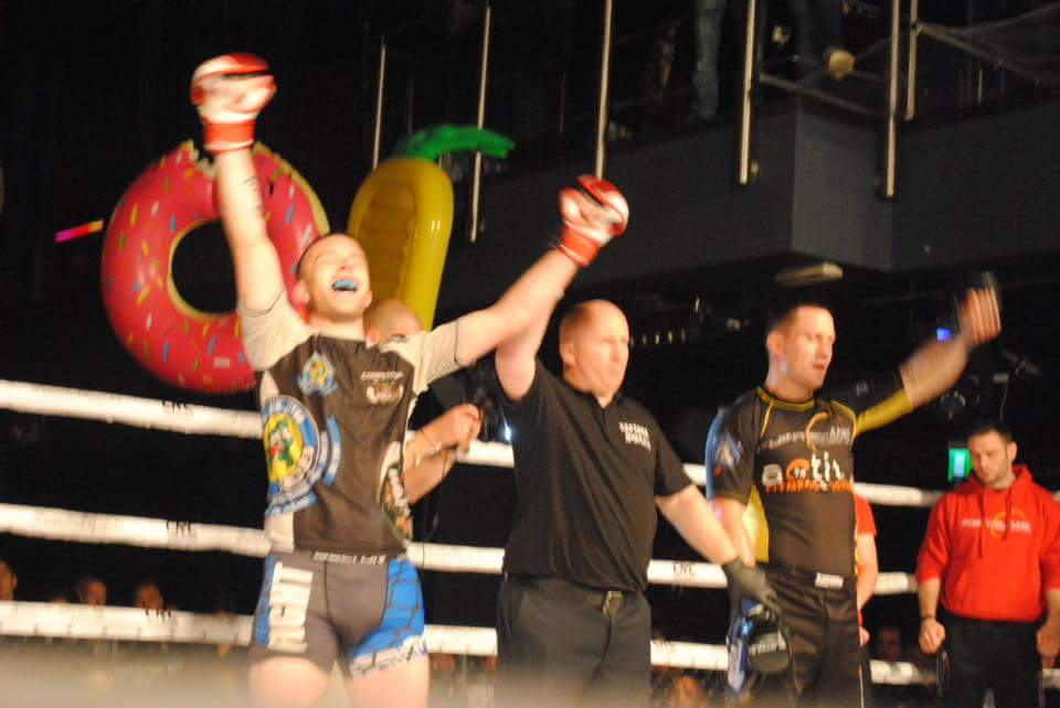 Elbert Takes CRC Middleweight Title