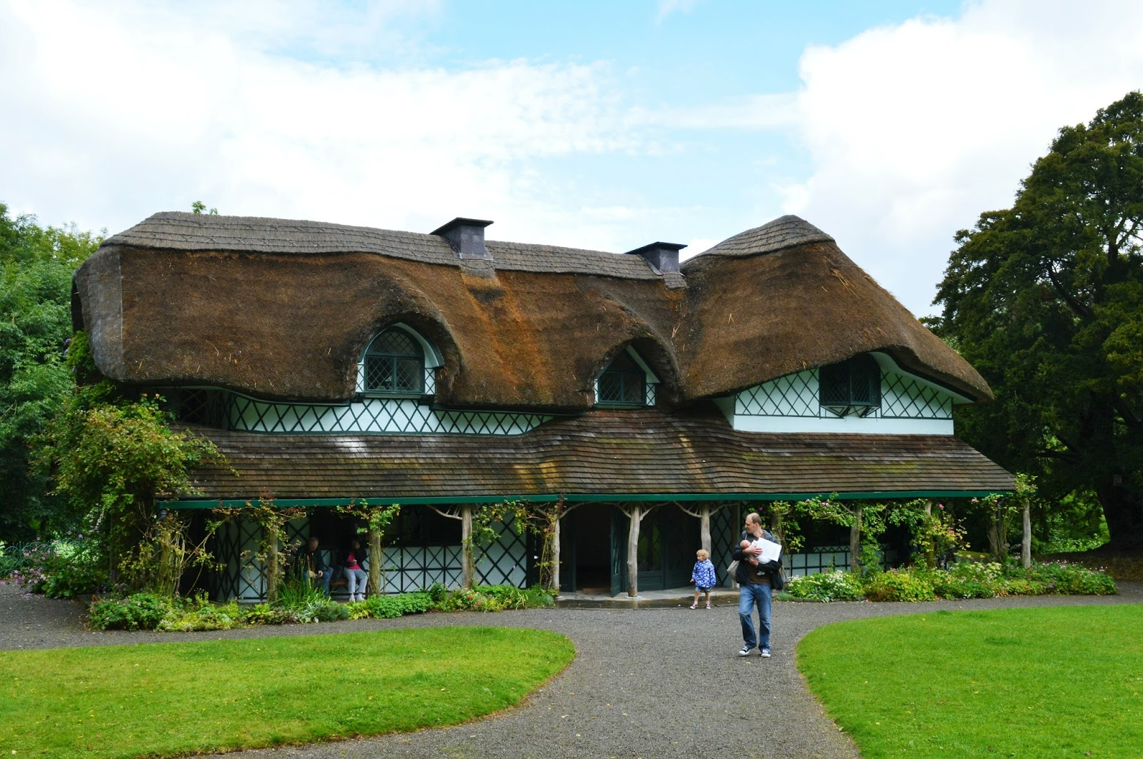 Swiss Cottage, Co. Tipperary, a visitors perspective