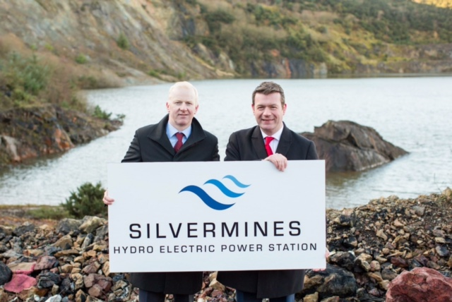 SILVERMINES HYDRO ELECTRIC PLANT ANNOUNCEMENT