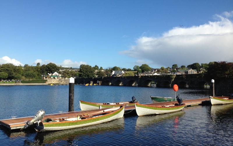 Ballina and Killaloe included in new Midlands' Tourism Plan
