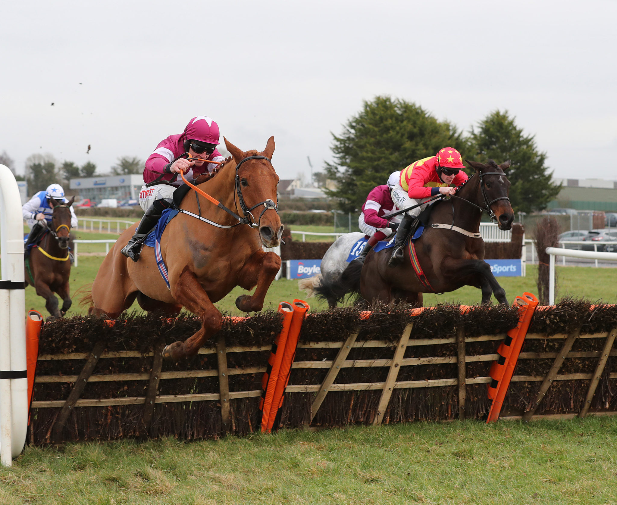 Racing Review – Davy Russell On Top With Three At Thurles
