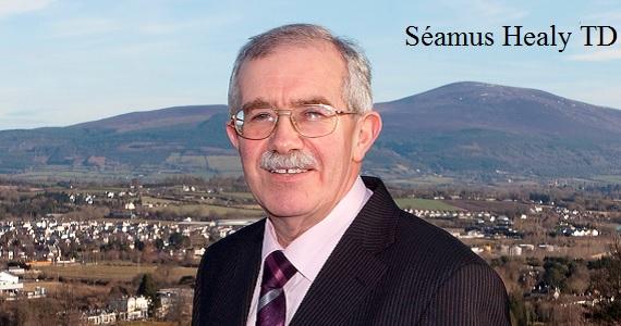 Press Statement on Mental Health – Seamus Healy TD