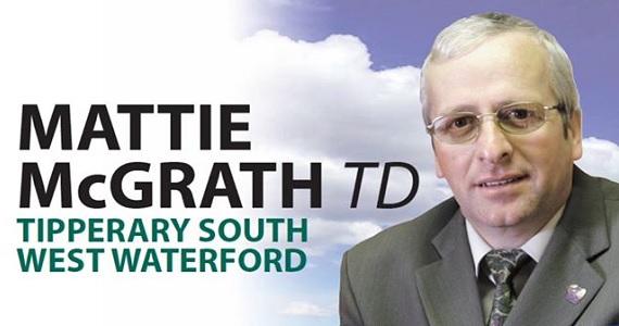 """One in Five Tipperary children now suffering with Asthma"" Mattie McGrath"