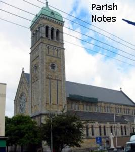 Ss Peter & Pauls Parish Notes 27.05.18