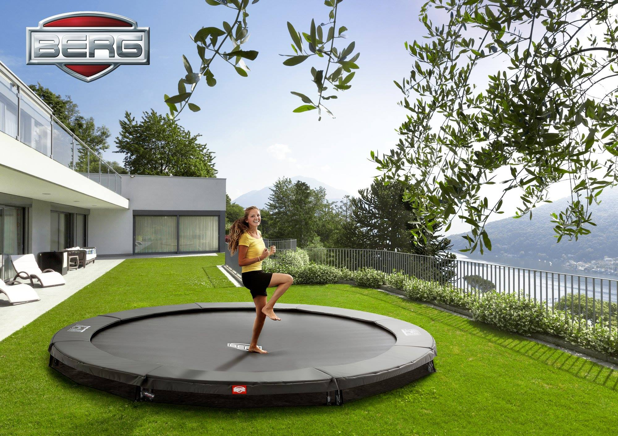 If you are thinking of investing in a BERG trampoline this year, here is some information you may need to know
