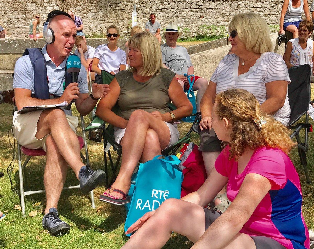 Ray D'Arcy visits Tipperary as part if Irelands Hidden Heartlands