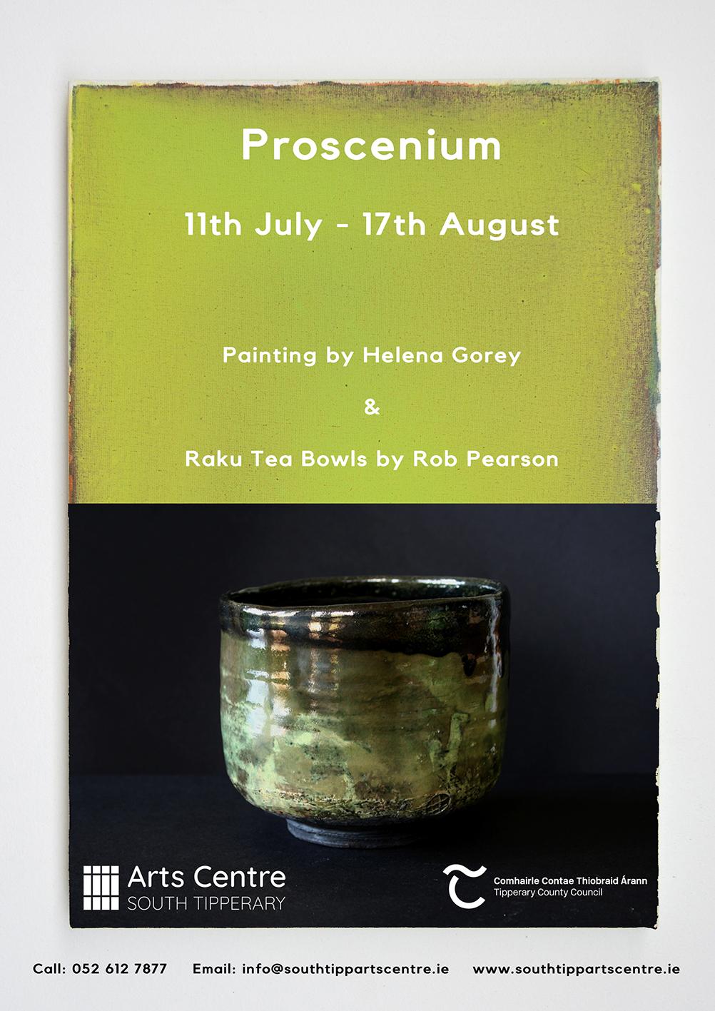 Exhibition – Proscenium – Tipperary Arts Centre