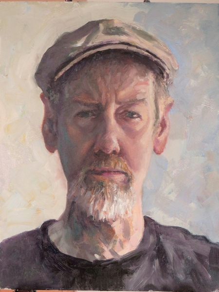 Workshop – Tony Robinson, Portrait Workshop – Tipperary Arts Centre