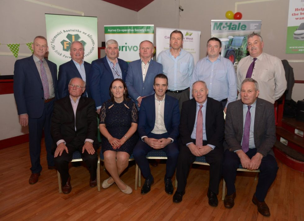 €60,000 raised for Mayo IFA Cancer Care West Bus
