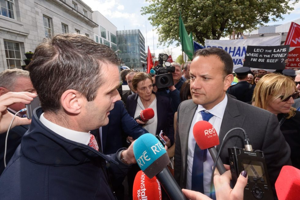 TAOISEACH'S WORDS MUST BE BACKED UP BY ACTION