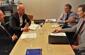IFA MEETS EU COMMISSION OFFICIALS ON €100M BREXIT BEEF PACKAGE
