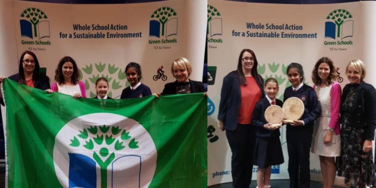 PRESENTATION PRIMARY SCHOOL CARRICK ON SUIR WIN'S GLOBAL CITIZENSHIP SCHOOL OF THE YEAR