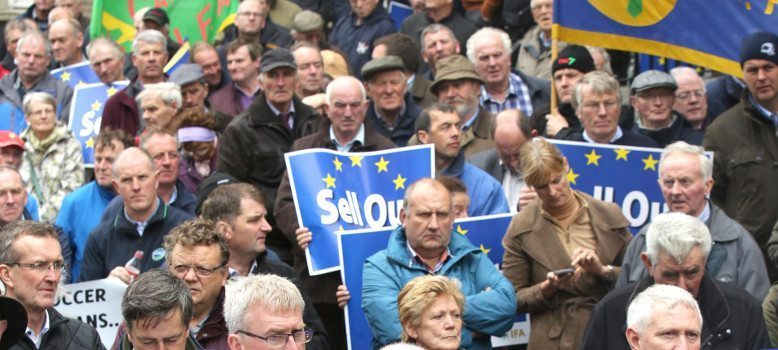 TAKE BEEF OFF THE TABLE IN EU MERCOSUR NEGOTIATIONS