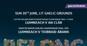 2019 Munster Senior Hurling Championship Final – Tipperary v Limerick