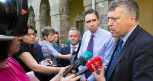 """Urgent clarification needed on proposed HSE restructuring,"" Mattie McGrath"
