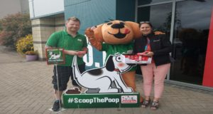 """FREE DEGRADABLE """"SCOOP THE POOP"""" BAGS FOR ALL DOG OWNERS IN TIPPERARY"""