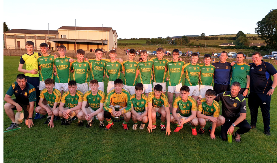 North Minor League Champions 2019