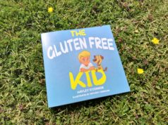 Tipperary Author debut book-The Gluten Free Kid.
