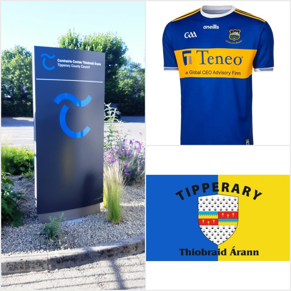 TIPPERARY DAY – FRIDAY 16 AUGUST