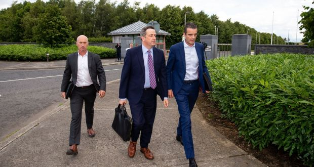 MINISTER CREED TO JOIN BEEF TALKS - IFA