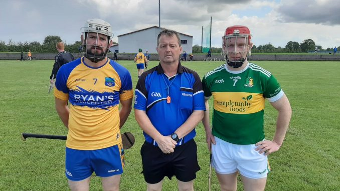 Match Report: 'FBD Insurance' County Intermediate Hurling Championship Round 2 vs Ballinahinch