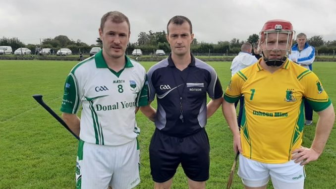 Match Report: Roadstone Mid Intermediate Hurling Championship Semi Final