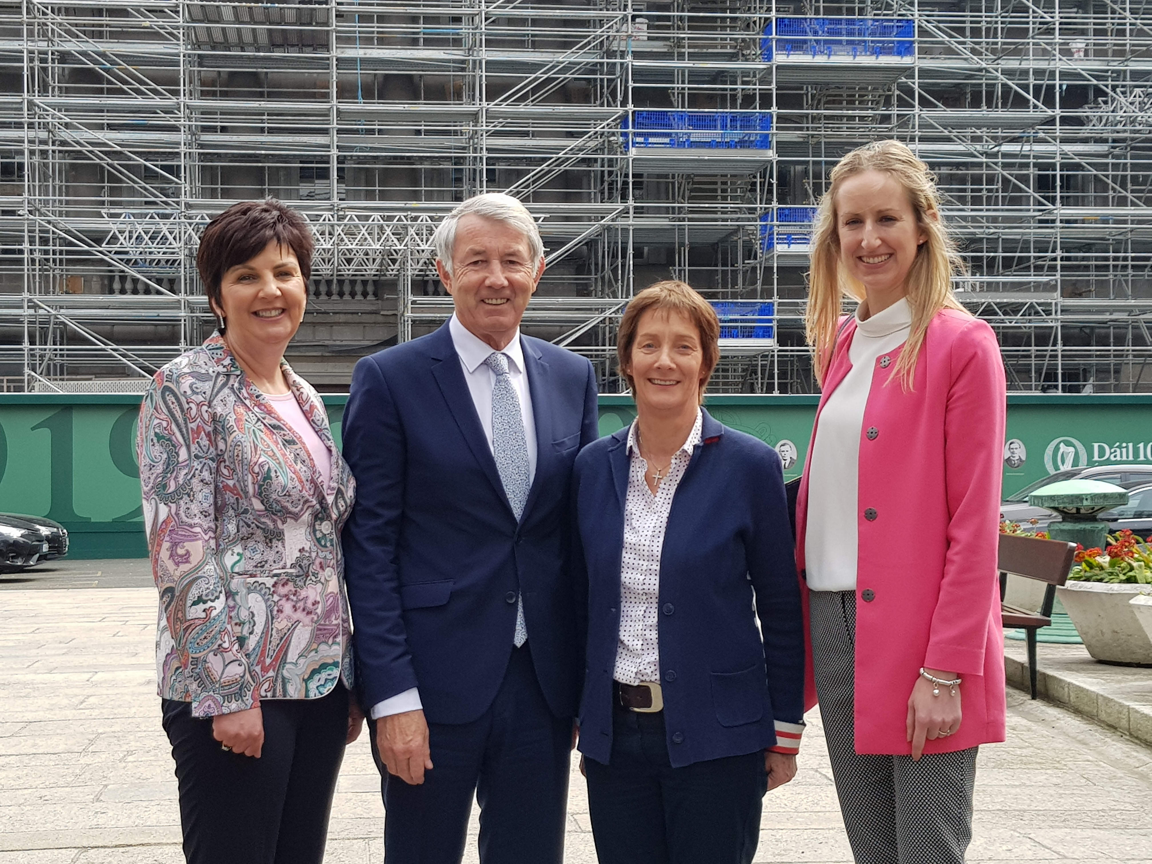 Emergency Works Funding Approved for St. Anne's Secondary School, Tipperary Town – Lowry
