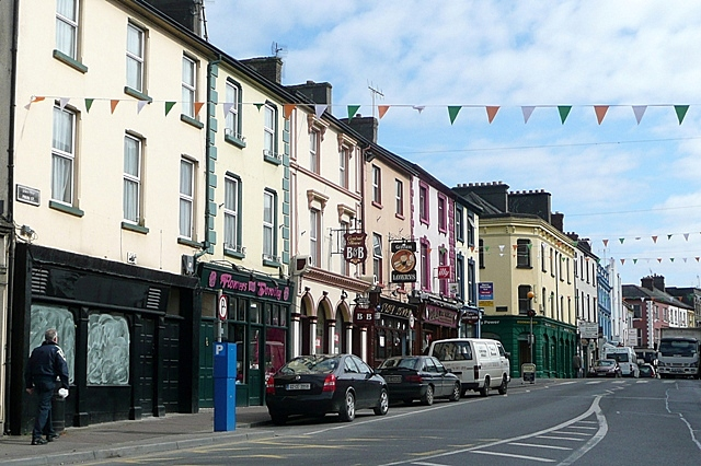 Minister English announces actions to support revitalisation of Tipperary Town