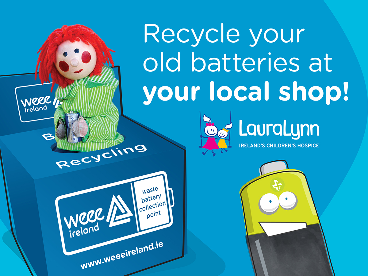 WEEE BATTERY RECYCLING WEEK 9TH – 15TH SEPTEMBER, 2019.